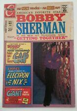 BOBBY SHERMAN # 3 - CHARLTON COMICS - MAY 1972