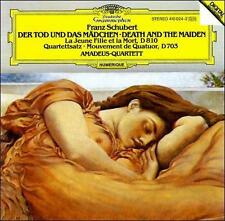 Schubert: Death and the Maiden, Quartettsatz by SCHUBERT,FRANZ