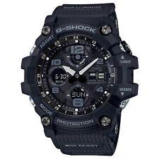 Casio G-Shock Mudmaster Atomic Radio Solar Men's Watch GWG-100-1A