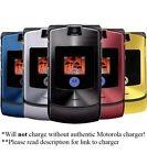 Original Motorola Razr V3, V3xx - T-mobile, At&t, Unlocked