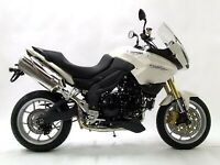 R&G Crash Protectors - Aero Style for Triumph Tiger 1050 2010