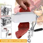 Heavy Duty Meat Tenderizer Cuber Steak Machine Flatten Cast Iron Kitchen Tool US