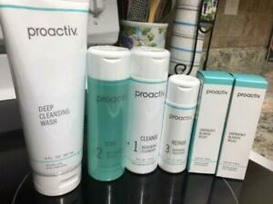 Proactiv Solution Teen Kit 90 day Supply - Free shipping *NEW*