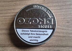 (EUR 37,00 / 100 g) 10 x 5g Ozona Snuff von Pöschl Schnupftabak