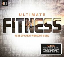 ULTIMATE FITNESS: 4CD ALBUM BOX SET (December 11th 2015)