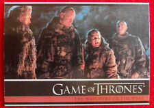 GAME OF THRONES - Season 4 - Card #25 - WATCHERS ON THE WALL - Rittenhouse 2015