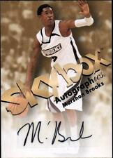 ET 	2011-12  Retro Autographics 1998-99 #MB MarShon Brooks