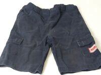 BOYS JOJO MAMAN BEBE BLUE POCKET ELASTICATED WAIST CHINO SHORTS AGE 4-5 YEARS