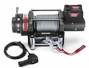 Warn Industries Heavy Weight Series Winch M15000 15.000lbs #47801