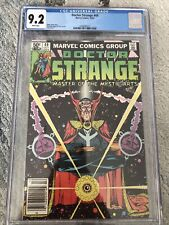 DOCTOR STRANGE #49 CGC 9.2 White Pages 1981 Marvel Comics MCU Roger Stern Story