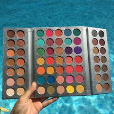 Beauty Esmaltado 63 Colores Mate Natural Sombra de Ojos Paleta Sombra de Ojos e5h Impermeable