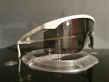 Oakley Blades Platinum grey / grey Rare Vintage Collector NO RAZOR