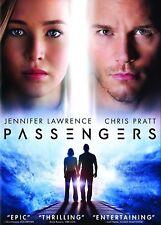 #4 PASSENGERS Lawrence Pratt Brand New DVD FREE SHIPPING