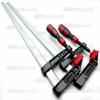 F Clamps Bar Clamp From 2pc 4pc 12pc  Quick Slide Wood Clamp 150mm 300mm 600mm