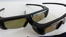 4 x SAMSUNG 3D ACTIVE GLASSES SSG-P2100T/XS GENUINE WITH CD : New No Packaging