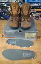 More details for altberg rare base boot brown size 9.5 med