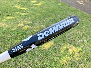 "DeMarini VOO-DOO BBCOR .50 High school Baseball Bat 31/28 (-3)  2 5/8"" goods Com"