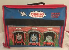 THOMAS & FRIENDS WOODEN RAILWAY SYSTEM CARRYING BAG CASE by LEARNING CURVE - GUC