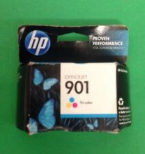 HP 901 Tri-Color Ink Cartridge CC656AN Genuine New Exp March 2015 - Free S+H !!!
