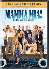 Mamma Mia Here We Go Again (DVD ONLY NO BOX ART)
