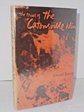 The Trial of the Catonsville Nine by Daniel Berrigan (1970 BOMC, Hardcover)