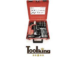 ⭐️Rothenberger 10000002124 Romax Compact TT BARE UNIT + CASE Pressing 18v Bat ⭐️