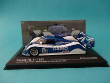 Lancia beta Montecarlo #51 Heyer Darniche Fabi le Mans 1980 1/43 Ixo Altaya