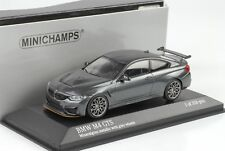 1 43 Minichamps BMW M4 GTS F82 2016 Darkgrey-metallic
