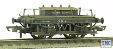 R6643D Hornby OO/HO Gauge BR Shunters Truck 'South Lambeth' Weathered by TMC