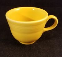 Collectible Genuine Fiesta Yellow Coffee Mug USA