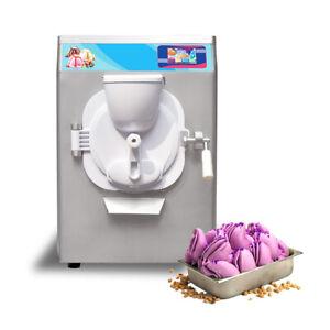 Kolice Commercial Heavy Duty 35 Quart/Hour countertop hard ice cream machine