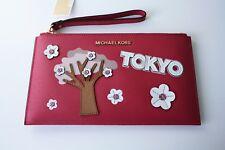 Borsa di Michael Kors / wristler/CLUTCH Illustrations Multi Tokyo
