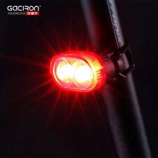 GACIRON Bike Rear Light Flash Lamp Taillight Safety Warning Smart Light 60LM