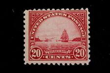 US - SCOTT# 567 - MLH - CAT VAL $16.00 (1)