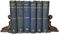 1884 EDGAR ALLAN POE Works COMPLETE SET Poetry THE RAVEN of Allen SCI FI HORROR