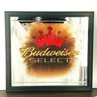 2005 Budweiser Select Bar Mirror Picture 24.5x22.5 Pub Tavern Man Cave Decor