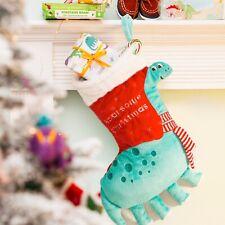 Sass & Belle Roarsome Dinosaur Kids Christmas Stocking Xmas Present Filler Pink
