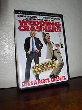 Wedding Crashers starring Wilson, Vaughn (DVD, 2006, Widescreen Unrated)