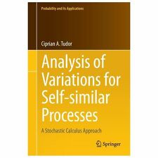 Probability and Its Applications: Analysis of Variations for Self-Similar...