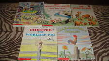 LOT 5 BILL PEET BOOKS AUTOBIOGRAPHY WUMP WORLDCHESTER DROOFUS