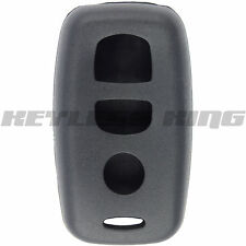 New Black Keyless Remote Smart Key Fob Case Skin Jacket Cover Protector 3 Button