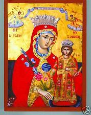 Muttergottes Maria Ikone Madonna Jesus Christus Icon Ikona Ikonen Icoon Icone