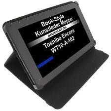 Funda para Toshiba Encore wt10-a-102 Book Style de protección tablet carcasa