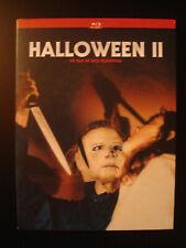 HALLOWEEN II 2 1981 + HALLOWEEN III 3 1982 2DVD Digipack 2020 Michael Myers NEUF