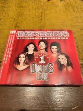 Mariah Carey Divas Live Taiwan 🇹🇼 Album Digipack