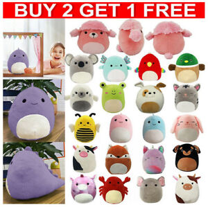 Squishmallow Plush Dolls Pillow Kids Gifts 7.5Inch(20cm) *Choose Your Favourite
