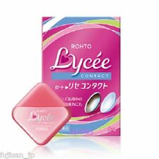 Rohto Lycee Eyedrops Eye drops lotion for Contact lens 8ml NEW Free shipping
