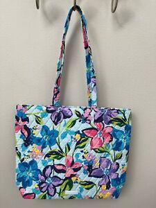Vera Bradley Essential Tote Bag in Marian Floral - NWT - MSRP $59