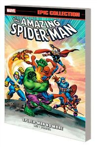 AMAZING SPIDER-MAN EPIC COLLECTION: SPIDER-MAN NO MORE TP (MARVEL) 101821