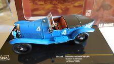 IXO 1/43 LORRAINE-DIETRICH B3-6 #4 STALTER  BRISSON 24H LE MANS 1926 REF. LMC104
